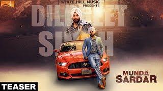 Munda Sardar (Teaser) Dilpreet Singh   White Hill Music   Releasing on 31st Aug