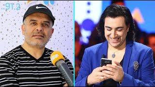 """محمد الجبالي لشمس الدين باشا :""""برّا ارقص بعيد"""""""