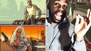 Grand Theft Auto San Andreas Gameplay Walkthrough Rage and Funny Moments (GTA San Andreas)