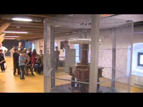 Futura Mosonmagyaróvár Interaktív Természettudományos Élményközpont 2012