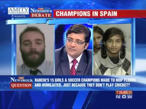 The NewsDebate: Champions in Spain, humiliated at home - Part 1