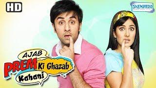 Ranbir Kapoor & Katrina Kaif Best Movie Ajab Prem Ki Gazab Kahani - Romantic Hindi Movie In 15 Mins