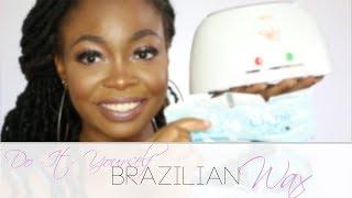 Do-It-Yourself Brazilian Waxing | DEMO