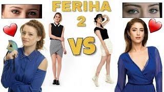 Feriha season 2 |Zindagi |Hazal kaya VS Gizem karaca| New Charecter | Must watch & Enjoy