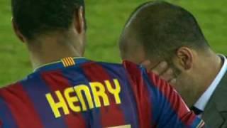Guardiola llorando en el Mundial de Clubes de Abu Dhabi