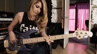 Anna Sentina - Somebody to Love - Queen (Bass Cover)