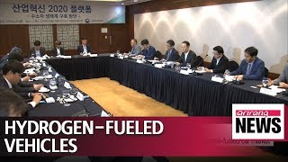 Ministry of Trade hosts meeting for industrial innovation and growth, focusing on hydrogen...