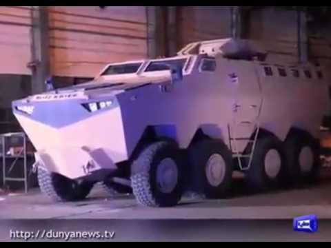 PAKISTAN Army Technology Heavy vehicle 2016