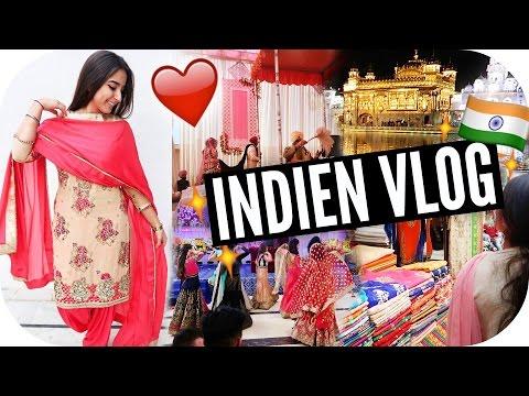 Xxx Mp4 INDISCHE HOCHZEIT Ich TANZE Shoppen Golden Tempel Indien Vlog Impressions Video Sanny Kaur 3gp Sex