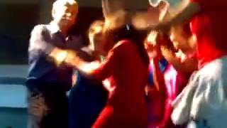 Zafar Iqbal Dance With Girls (ছাত্রীদের সাথে জাফর ইকবালের নাচ)