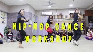 Hip-Hop Dance workshop | By The HAC | The Instyle Dance Academy