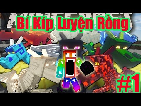 Noob Kẻ Trộm Trứng Rồng Minecraft Bí Kíp Luyện Rồng 5 1