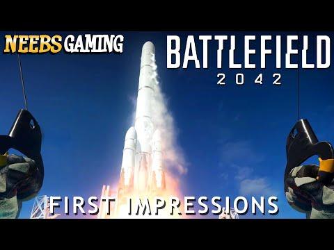 Battlefield 2042 Beta Gameplay 1st Impressions