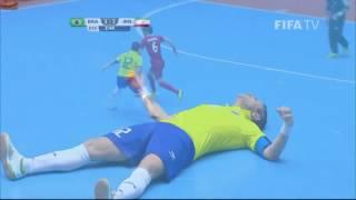 Match 39: Brazil v Iran - FIFA Futsal World Cup 2016
