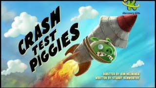 Crash Test Piggies Angry Bird Tamil