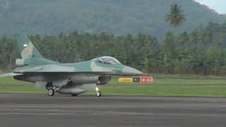Latihan Bersama TNI AU dan USAF