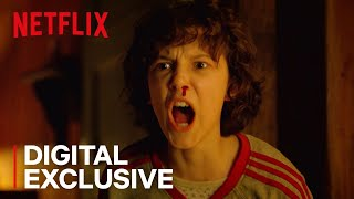 Eleven Gets a Visit from the Hormone Monstress | Digital Exclusive | Netflix