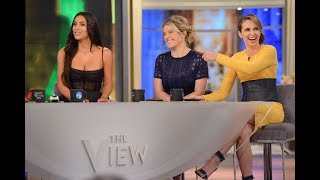 Kim Kardashian On Relationship With Caitlyn Jenner, Sweet Surprise For Kanye's Birthday   The View