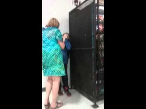 Abusive teacher again