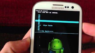 Samsung Galaxy Modellerine Format Nasıl Atılır?