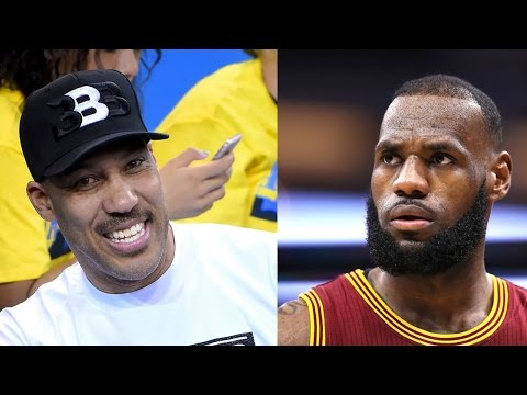 Lonzo Ball s Dad LaVar FIRES BACK at LeBron James I WON T APOLOGIZE