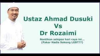 Dr Rozaimi Jawab Tuduhan Liar Ustaz Ahmad Dusuki Abd Rani
