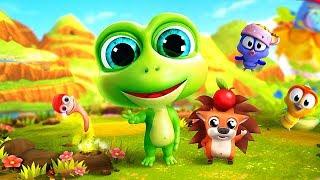 Hi Frog! / Cartoon Games Kids TV