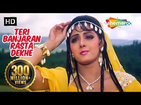Xxx Mp4 Teri Banjaran Rasta HD Banjaran Songs Rishi Kapoor Sridevi Alka Yagnik 3gp Sex