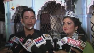 Patna Junction Bhojpuri Film Launch (2016) Dinesh Lal Yadav (Nirhua) Amrpali Dube, Anjana