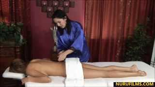 Sensual Nuru Massage with Victoria Rae