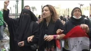 نفش و جایگاه زنان در مصر جدید