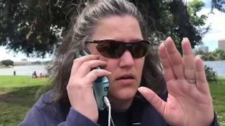 White Woman Called Out for Racially Targeting Black Men Having BBQ in Oakland