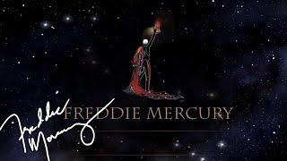 Freddie Mercury - Love Kills (Official Lyric Video)