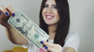 20$ Makeup Challenge | 20$ Ful Yüz Makyajı
