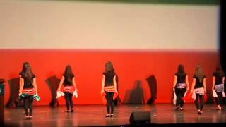 Persian Club Dancers @ GMU Persian Club Nouruz 1391
