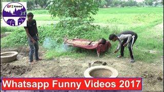 Top Indian Funny videos 2017 || आप अपनी हसी रोक नहीं पाएंगे-Whatsapp Funny Video-Part6