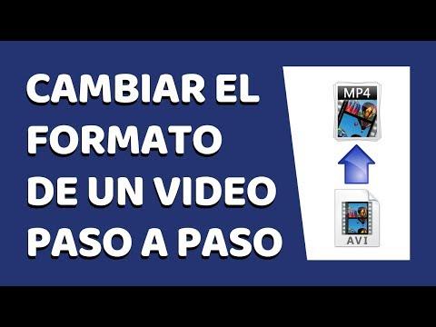 Xxx Mp4 Cómo Cambiar El Formato De Un Vídeo Sin Programas En Windows 7 8 Y 10 3gp Sex