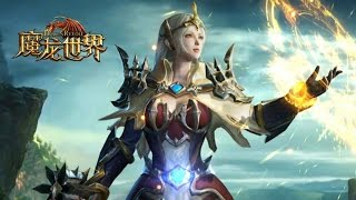 DRAGON REVOLT MMORPG ( ANDROID / IOS / MOBILE ) GAMEPLAY TRAILER [HD] APK HACK !