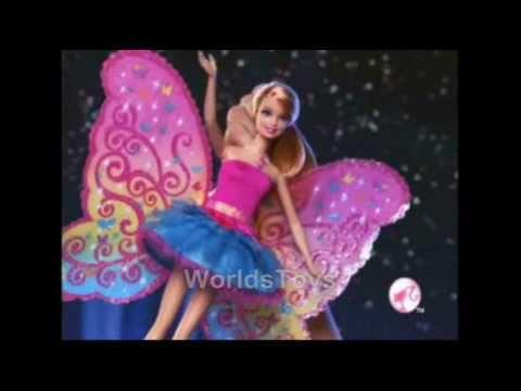 2011º BARBIE™ A FAIRY SECRET 2 in 1 Dolls Commercial