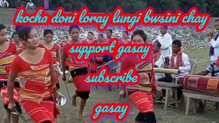Lorai lwngi chai (Purba salbari kwnchwngi hasong koch rabha Kristi party)
