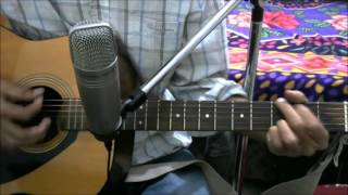 10 Superhit songs For EXTREME Beginners -  Super Easy hindi guitar lesson chords mashup
