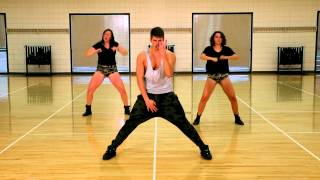 Britney Spears - Work B**ch | The Fitness Marshall | Cardio Concert