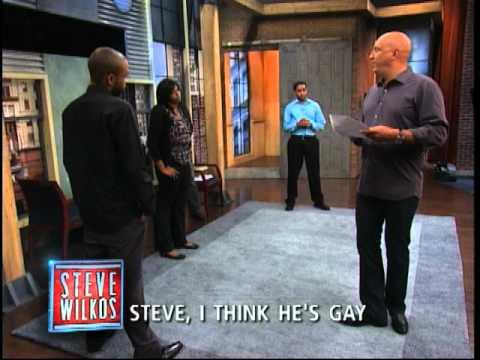 Xxx Mp4 Steve I Think He S Gay The Steve Wilkos Show 3gp Sex