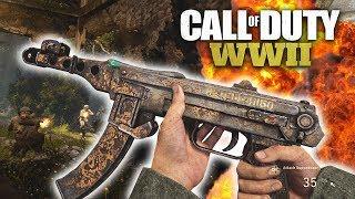Call of Duty WW2 Multiplayer - PRESTIGE 1, 50+ KILL GAME & DOUBLE XP! (COD WW2 Gameplay)
