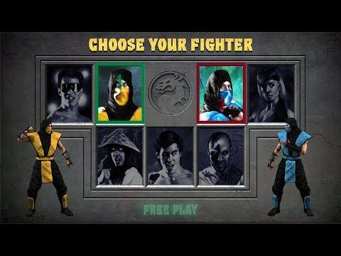 Xxx Mp4 Mortal Kombat 1 HD Remake Prototype Gameplay With Download Link 3gp Sex
