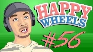 BLUE BALLS | Happy Wheels - Part 56
