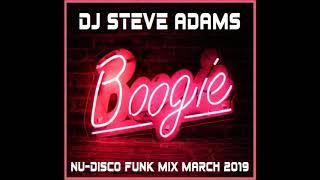 Nu-Disco Funk Mix March 2019