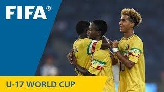 Match 27: Mali v New Zealand – FIFA U-17 World Cup India 2017