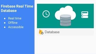 3- Firebase Realtime Database   بناء تطبيق محادثة بدقائق
