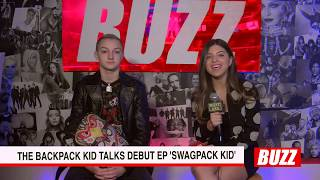 The BackPack Kid Talks About His New EP SwagPack Kid and New Single